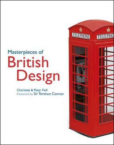 Masterpieces of British Design By Charlotte Fiell