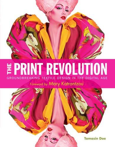 Print Revolution By Tamasin Doe