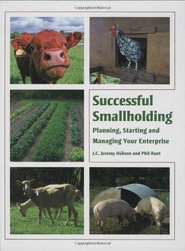 Successful Smallholding By J. C. Jeremy Hobson