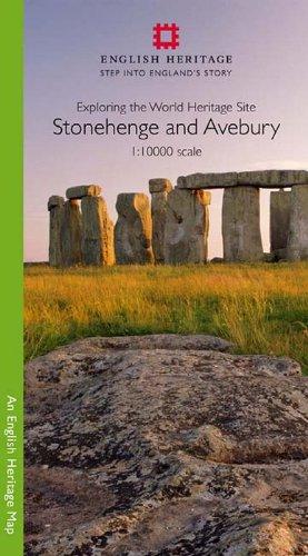 Stonehenge and Avebury 1:10000 Map: Exploring the World Heritage Site (English Heritage Maps)