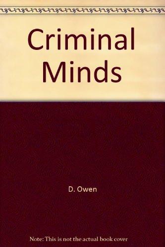 Criminal Minds By D. Owen