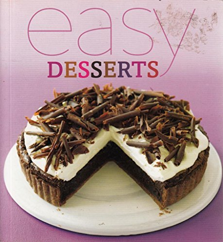 Easy Desserts (Marks & Spencer) By No Listed Author