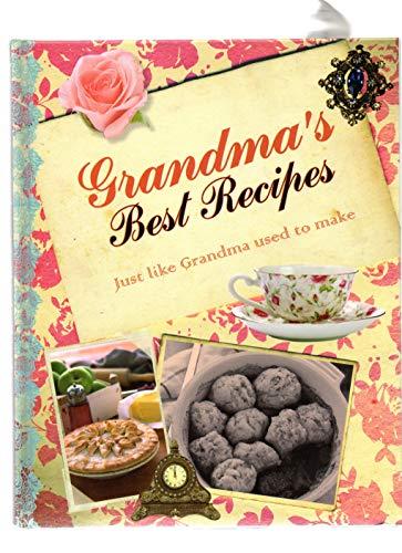 GRANDMA'S BEST RECIPES just like grandma used to make By MARKS & SPENCER