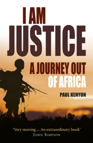 I Am Justice By Paul Kenyon
