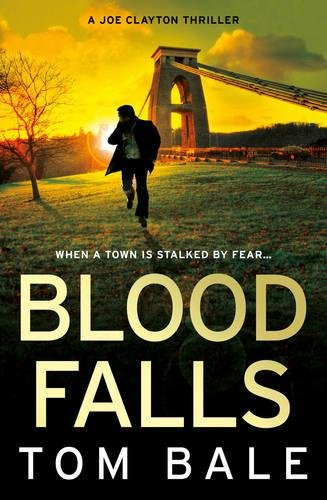 Blood Falls by Tom Bale
