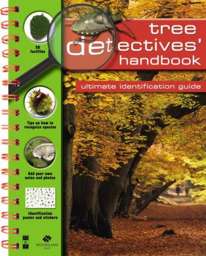 Tree Detective Handbook by Camilla De la Bedoyere