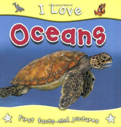 I Love Oceans by Lisa Regan