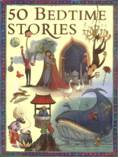 50 Bedtime Stories By Gallagher Belinda