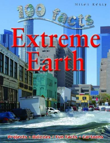 Extreme Earth by Anna Claybourne