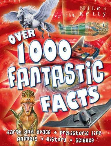 Over 1000 Fantastic Facts by Belinda Gallagher
