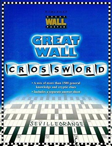 Poster Pack Crossword (Poster Books)