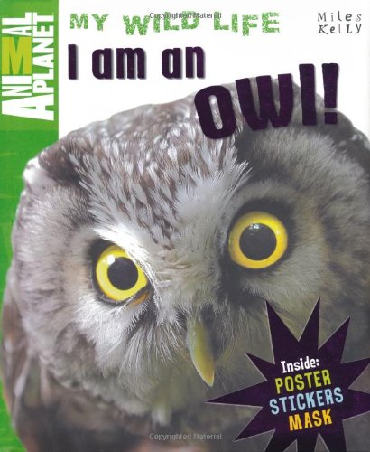 I am an Owl by Camilla De la Bedoyere