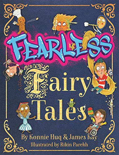 Fearless Fairy Tales By Konnie Huq