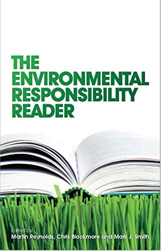 The Environmental Responsibility Reader By Martin Reynolds