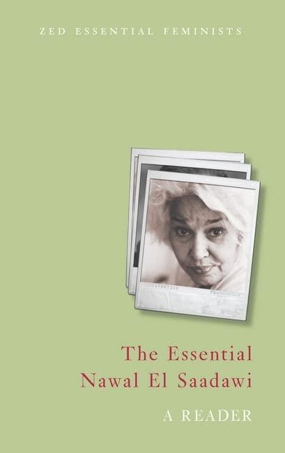 The Essential Nawal El Saadawi By Nawal El Saadawi