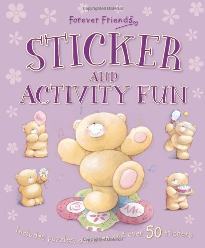 Forever Friends: Sticker and Activity Fun By Igloo