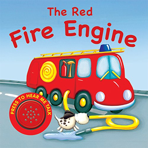 The Red Fire Engine by