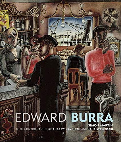 Edward Burra By Contributions by Jane Stevenson