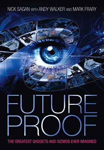 Future Proof By Nick Sagan