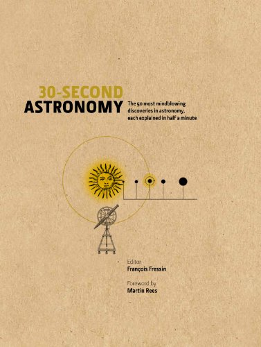 30-Second Astronomy By Francois Fressin