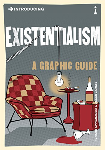 Introducing Existentialism By Richard Appignanesi