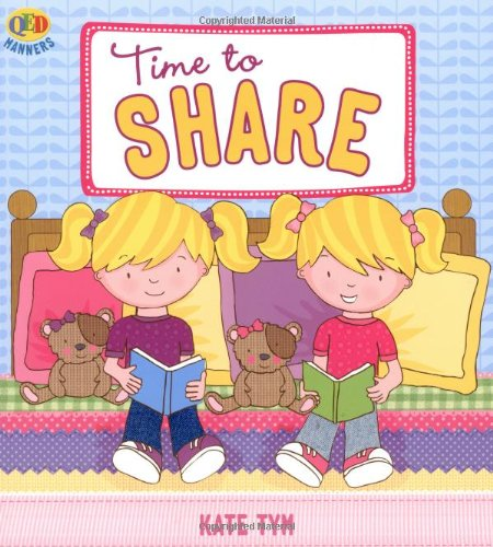 Time to Share By Kate Tym