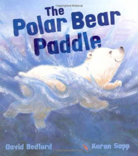 Polar Bear Paddle By David Bedford