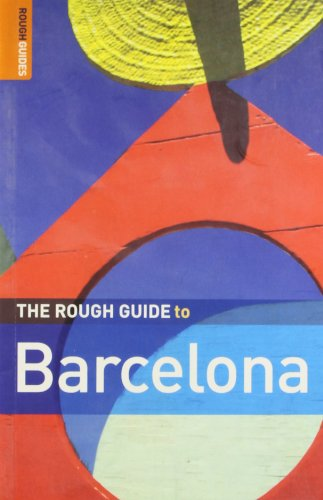 The Rough Guide to Barcelona By Jules Brown