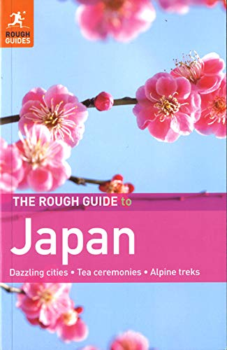 The Rough Guide to Japan by Richmond, Simon Paperback Book The Cheap Fast Free