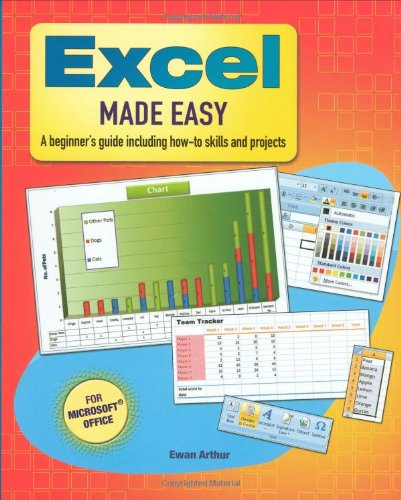 Excel Made Easy By Ewan Arthur