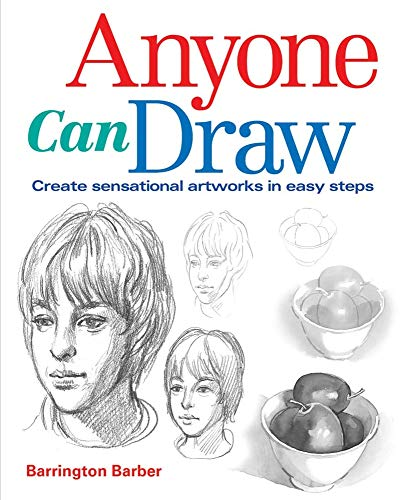 Anyone Can Draw By Barrington Barber