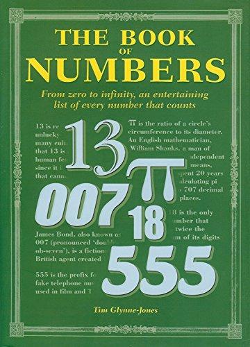 The Book of Numbers By Tim Glynne-Jones