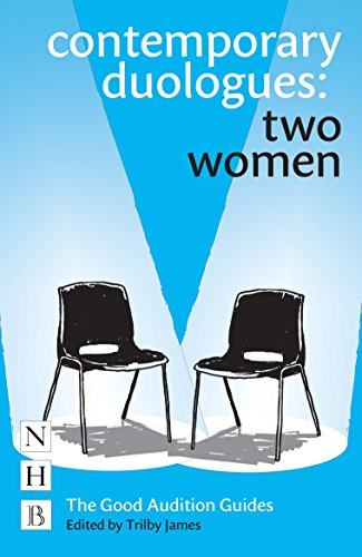 Contemporary duologues: Two women by Trilby James