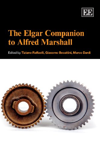 The Elgar Companion to Alfred Marshall By Tiziano Raffaelli