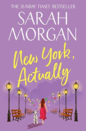 New York, Actually by Sarah Morgan