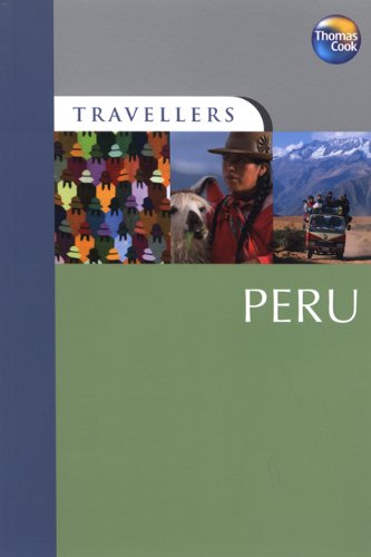 Travellers Peru, 2nd (Travellers Guides) by Jane Egginton