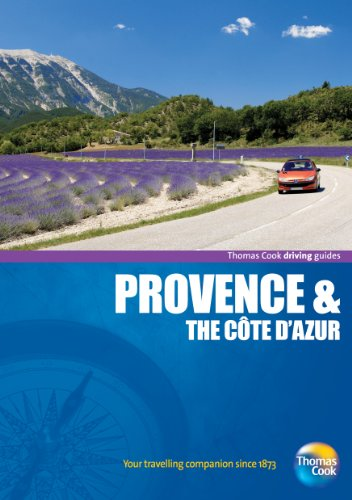 Provence and the Cote D'Azur By Andrew Sanger