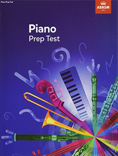 Piano Prep Test By Nigel Scaife