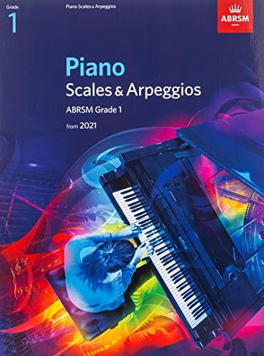 Piano Scales & Arpeggios, ABRSM Grade 1 By ABRSM