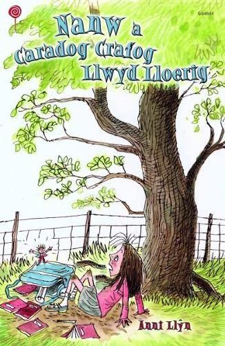 Nanw a Caradog Crafog Llwyd Lloerig by Anni Llyn