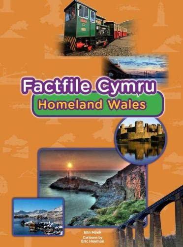 Homeland Wales (Factfile Cymru) By Elin Meek