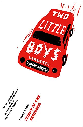 Two Little Boys By Duncan Sarkies