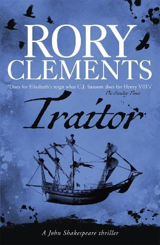 Traitor by Rory Clements
