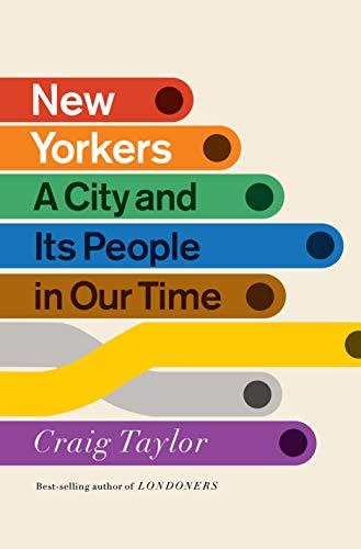 New Yorkers von Craig Taylor