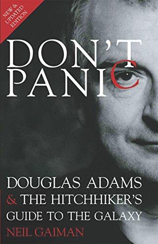 Don't Panic von Neil Gaiman