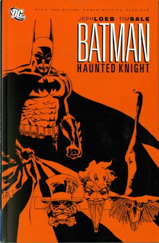 Batman: Haunted Knight By Jeph Loeb
