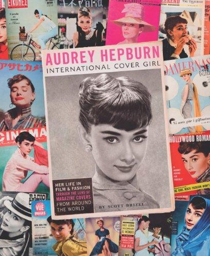 Audrey Hepburn By Scott Brizel