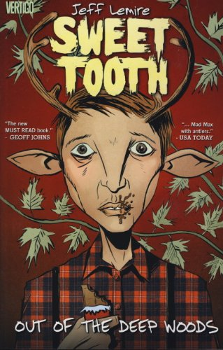 Sweet Tooth By Jeff Lemire