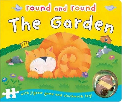 Jigsaw Garden and Toy By Alex Burnett