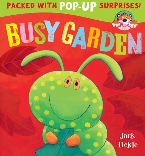 Busy Garden (Peek-a-Boo Pop-ups) Book The Cheap Fast Free Post